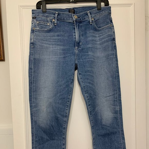 Citizen of Humanity Crop Jeans